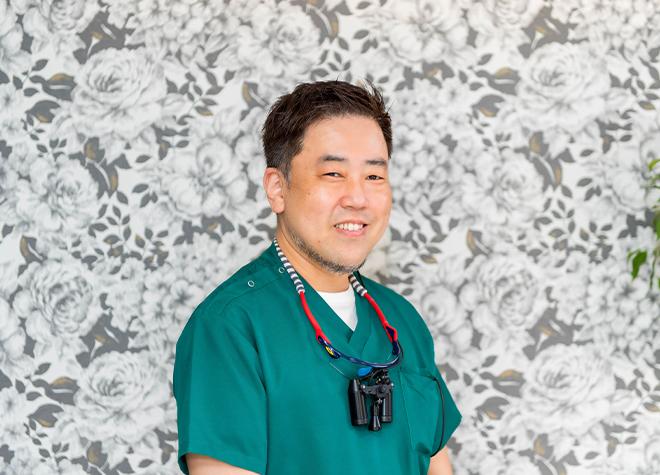 西阿知駅 出口徒歩 11分 西阿知クォーツ歯科クリニックのスタッフ写真2