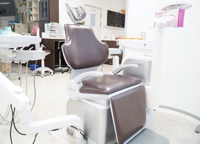 新津駅 出口徒歩 3分 五十嵐歯科クリニックの治療台写真4