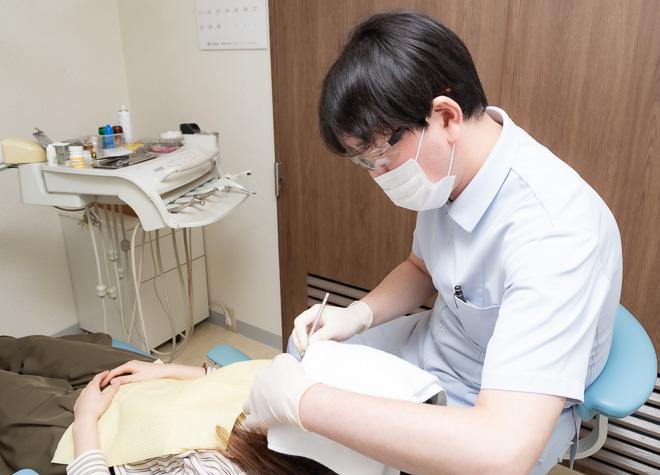 患者さんが望む治療を実施!できる限り抜歯しないで済む方法を選ぶ方針