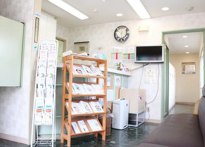 新田駅(埼玉県) 出入口徒歩 15分 いいやま歯科医院の院内写真3