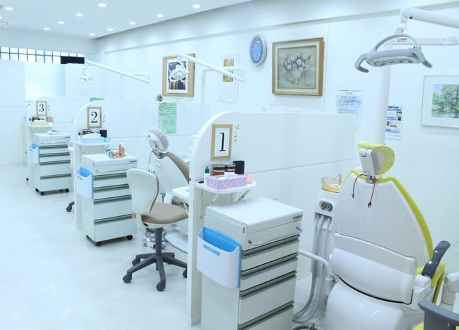 西葛西駅 南口徒歩 1分 西葛西歯科室の院内写真7