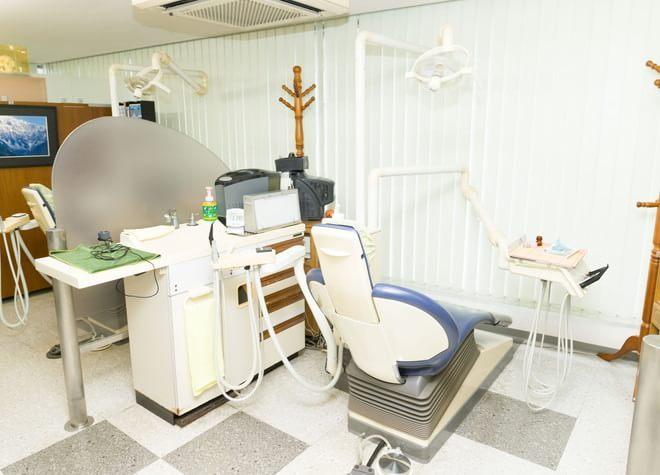 浅草駅 A1徒歩 3分 原本歯科医院の治療台写真3