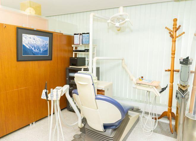 浅草駅 A1徒歩 3分 原本歯科医院の治療台写真4