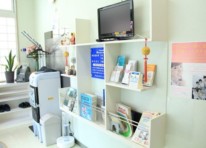 平塚駅 出口車 11分 上明戸歯科医院の院内写真3