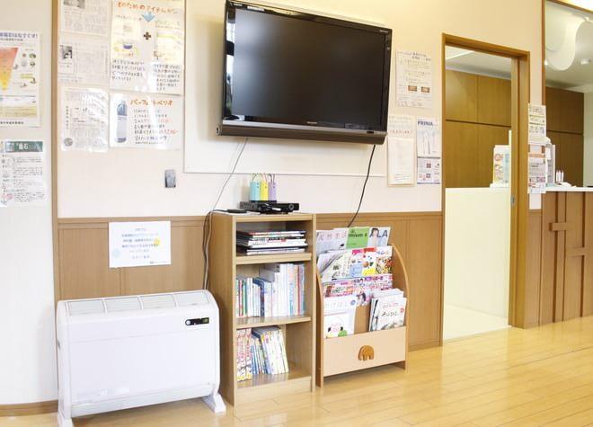 鯖江駅 出入口車5分 さかい歯科の院内写真6
