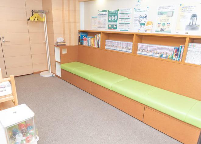 富沢駅 西出口1徒歩 1分 なのはな歯科の写真3