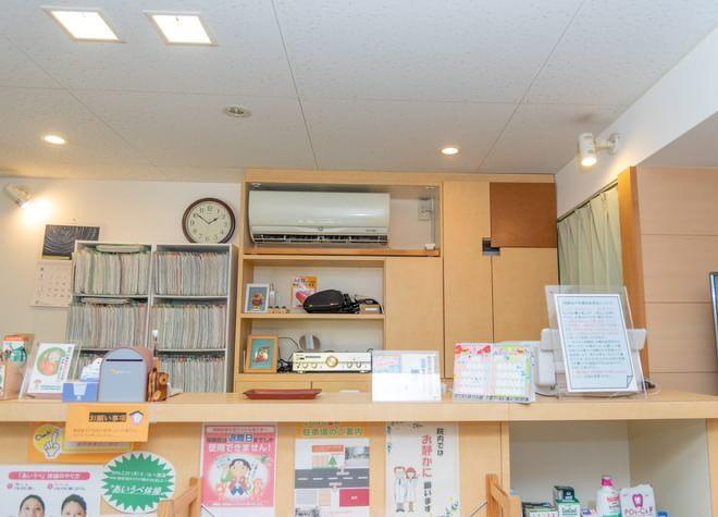 富沢駅 西出口1徒歩 1分 なのはな歯科の写真4
