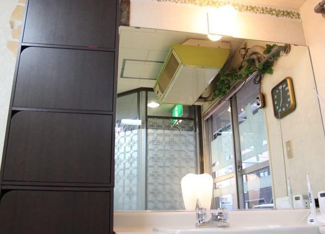 川越駅 西口徒歩 5分 グレースデンタルクリニック埼玉分院の院内写真3