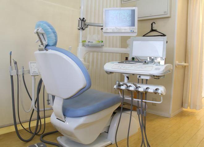 三軒茶屋駅 南口A徒歩 6分 渡辺歯科の治療台写真6