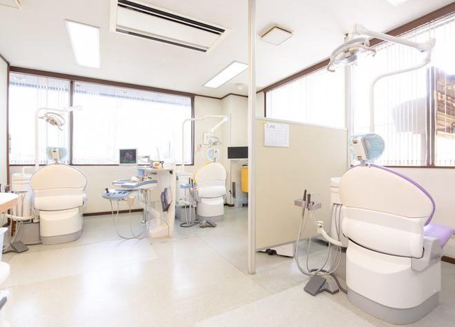 つつじヶ丘駅 出口徒歩3分 大沢歯科医院写真4