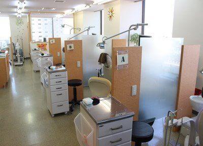 浦安駅 車11分 デンタルオフィス・ソレイユの院内写真3