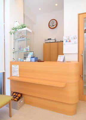 下丸子駅 出入口1徒歩 2分 林田歯科クリニックの院内写真2