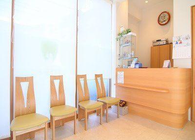 下丸子駅 出入口1徒歩 2分 林田歯科クリニックの院内写真3