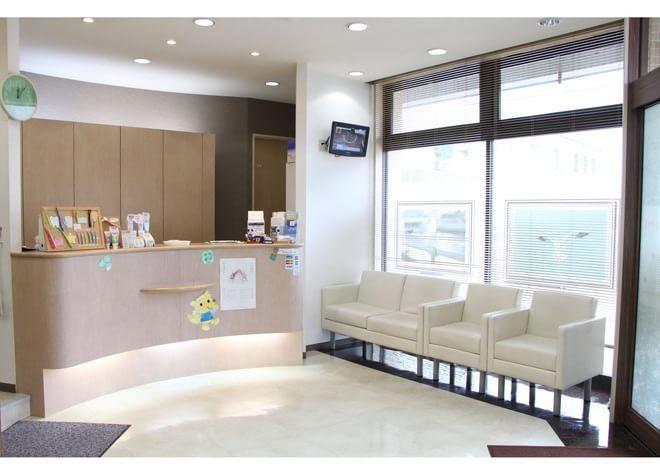京成立石駅 出入口1徒歩 7分 葛飾かもめ歯科の院内写真2