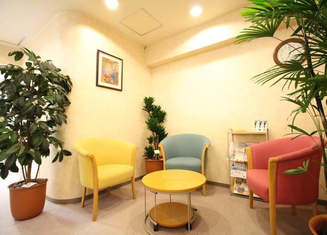 栄駅(愛知県) 出口徒歩5分 カワイ歯科の院内写真3