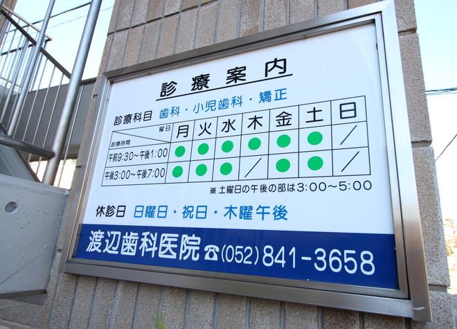 桜山駅 8番出口徒歩5分 渡辺歯科医院の外観写真6