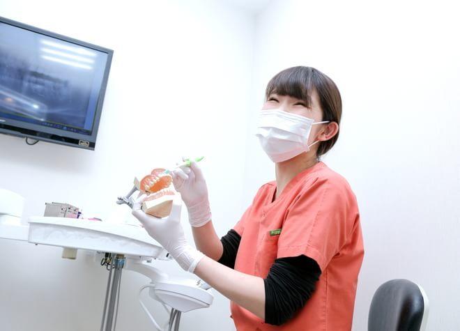 本厚木駅 出口車 11分 きくち歯科クリニックのスタッフ写真3