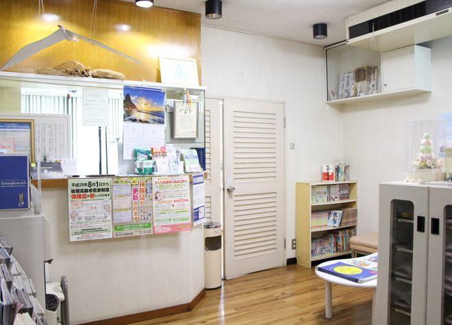鎌ヶ谷駅 西口徒歩 4分 髙澤歯科の院内写真2