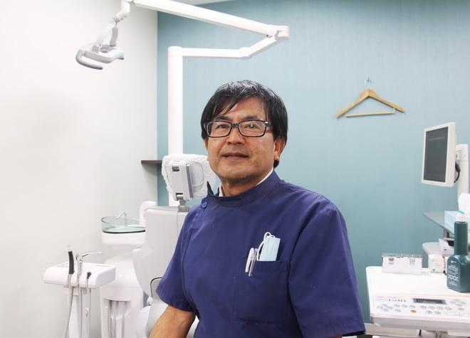 タートルズ歯科クリニックの院長先生