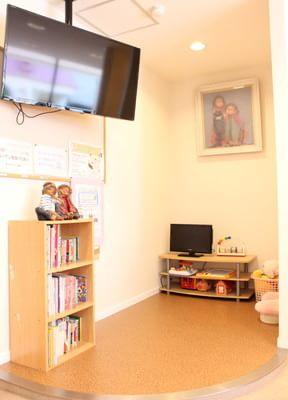 名鉄岐阜駅 出口徒歩 4分 あそファミリー歯科の院内写真2