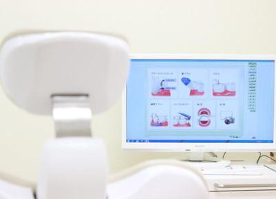 名鉄岐阜駅 出口徒歩 4分 あそファミリー歯科の治療台写真5