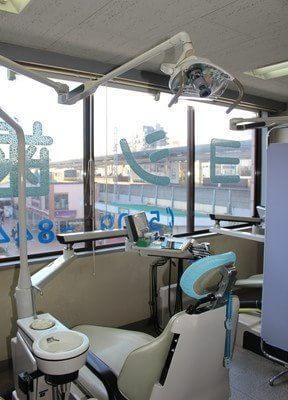 平井駅(東京都) 南口徒歩1分 ヨシ歯科クリニックの院内写真6