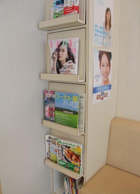 志木駅 東口徒歩 3分 高澤歯科クリニックの院内写真3