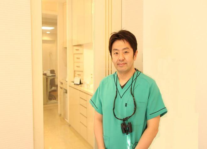 高澤歯科クリニックの院長先生