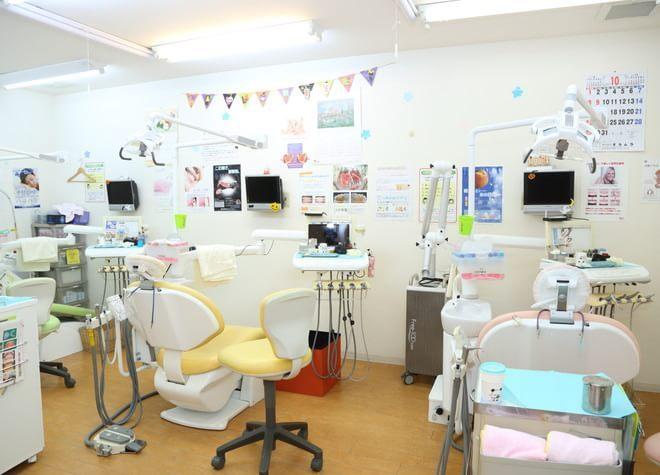 西国立駅 出口徒歩 3分 医療法人社団栄祥会 羽衣歯科クリニックの治療台写真5