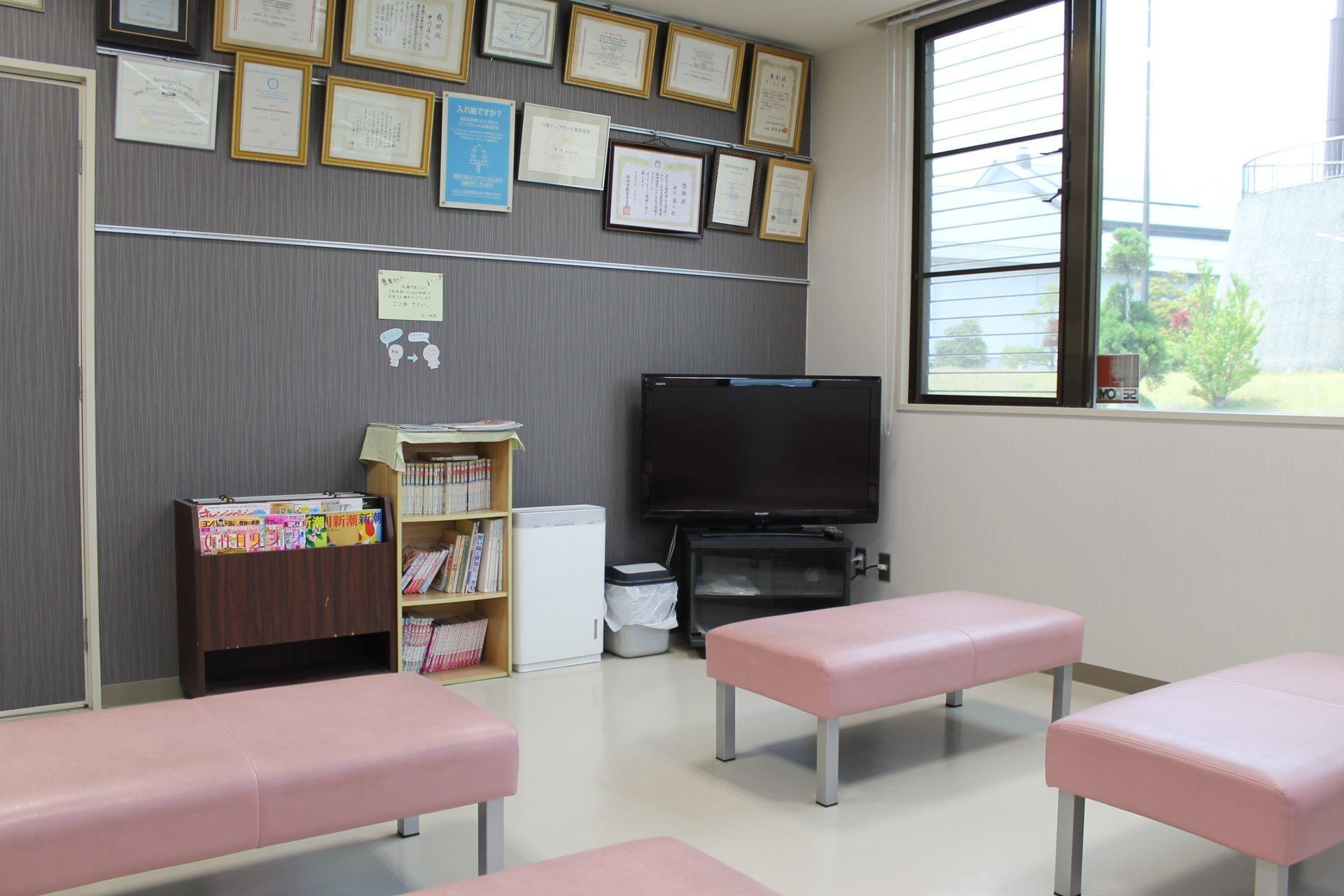 南安城駅 徒歩 15分 中川歯科医院の院内写真5