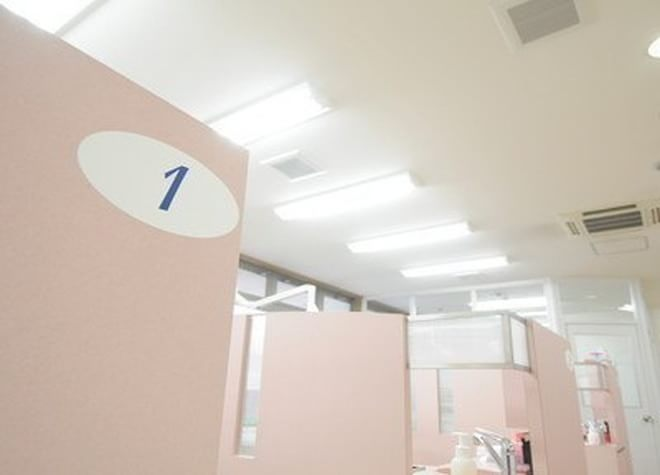 あびこ駅   2番出口徒歩8分 よなみね歯科(大阪府住吉区)の院内写真6