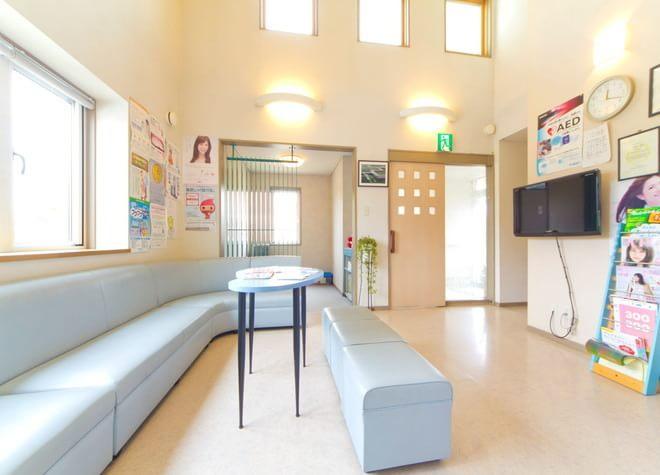 東西循環線 加賀野停留所徒歩 5分 かがの歯科医院の院内写真2