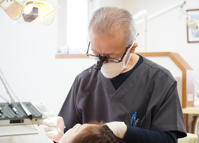 新潟駅 南口車 10分 やまがた歯科医院のスタッフ写真3