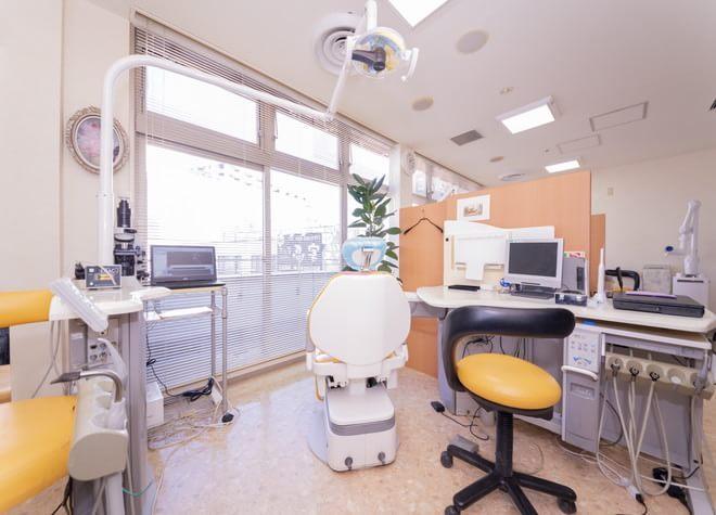 志木駅 東口徒歩 1分 志木駅ビル歯科の診療室の様子写真4