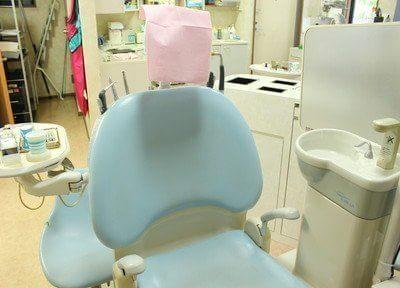 姫松駅 1番出口徒歩5分 いこま歯科医院の院内写真1