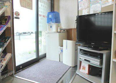 姫松駅 1番出口徒歩5分 いこま歯科医院の院内写真2