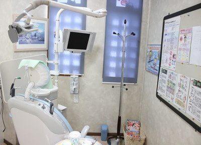 姫松駅 1番出口徒歩5分 いこま歯科医院の院内写真5
