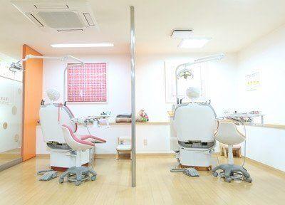 常盤駅(京都府) 出口1徒歩 2分 いばらき歯科クリニックの診療室の風景写真5