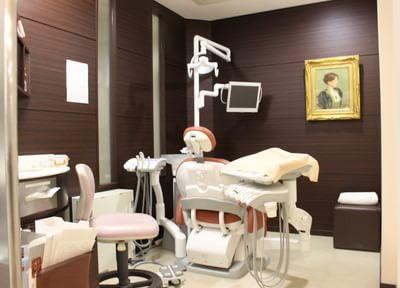 一社駅 1番出口徒歩 3分 愛健歯科医院の院内写真3