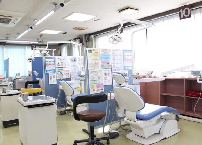 【越谷市:南越谷駅南口 徒歩6分 / 新越谷駅 徒歩6分】 浅賀歯科医院の院内写真6