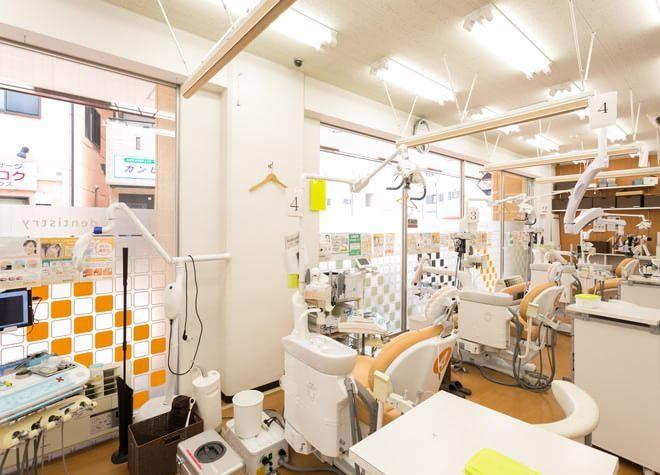 西三荘駅 出口徒歩 3分 にしさんそう歯科ナカムラクリニックの院内写真3