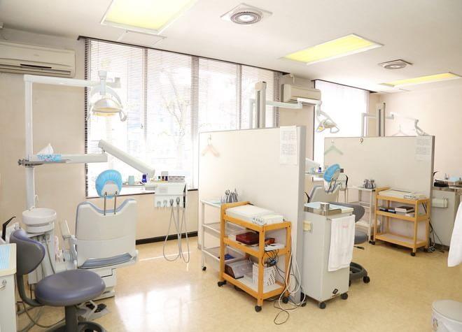 古町駅 出口徒歩 1分 日浅歯科医院の治療台写真7