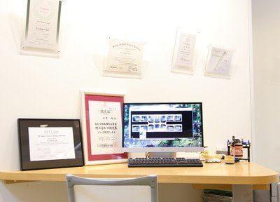 淀屋橋駅 9・10番出口徒歩 1分 安賀歯科クリニックの院内写真5