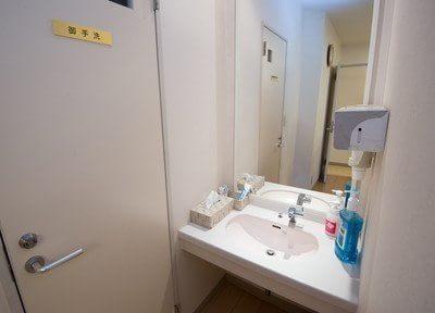 立川駅 車10分 国立緑歯科クリニックの院内写真4