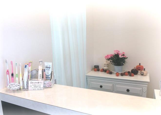 市川駅 北口徒歩 5分 大門歯科の院内写真4