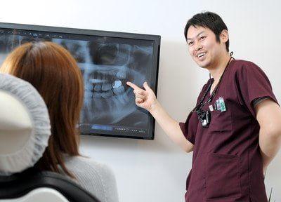 心斎橋駅 8番出口徒歩 1分 心斎橋セントラル歯科のスタッフ写真4