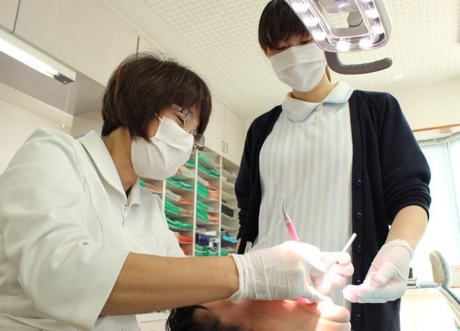 岡山駅 車 9分 滝歯科医院のスタッフ写真2