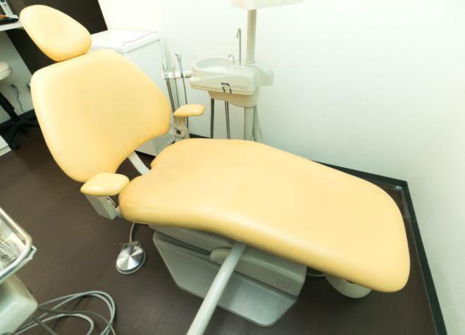 鶴見小野駅 1番出口徒歩 1分 石井歯科医院の治療台写真4