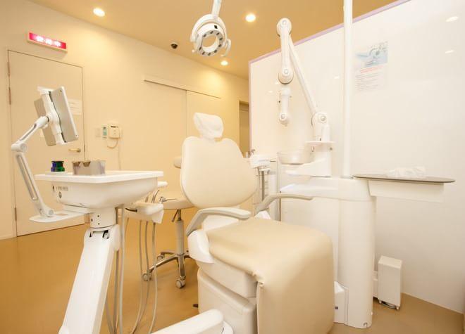 津田駅 出口徒歩 16分 さかたファミリー歯科クリニックの治療台写真4