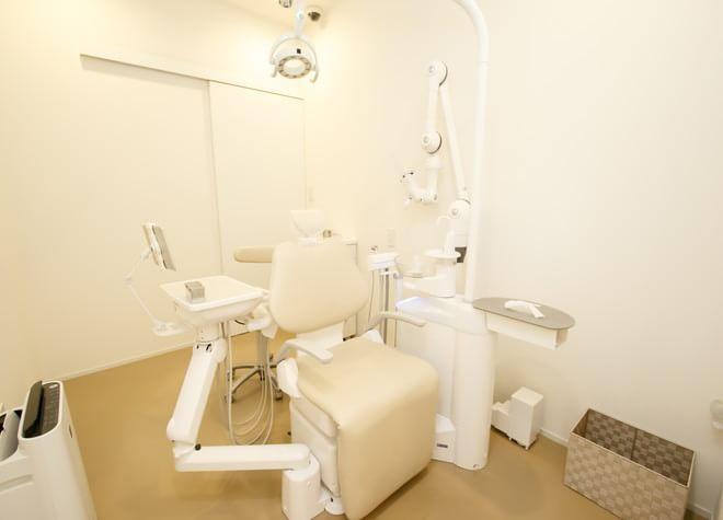 津田駅 出口徒歩 16分 さかたファミリー歯科クリニックの治療台写真5